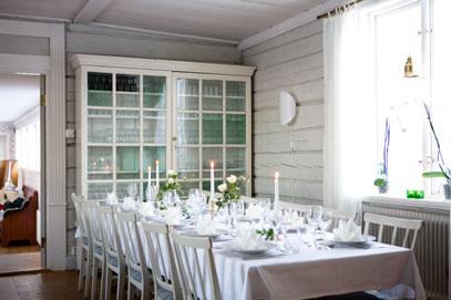 Fest och bröllop hos oss på Brännlands Wärdshus
